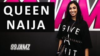Queen Naija discusses her EX, New Man & Bad American Idol Experience