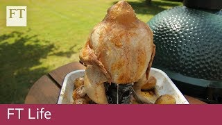 How to make a beer can chicken
