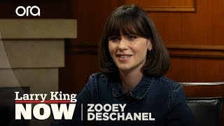 Zooey Deschanel on shooting the final episode of 'New Girl'