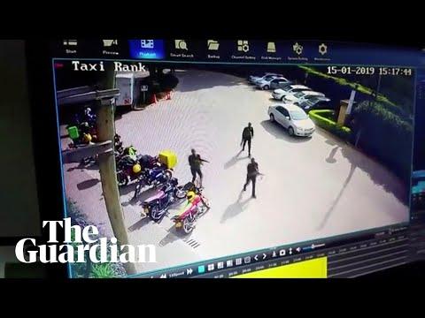 How the Nairobi terrorist attack unfolded