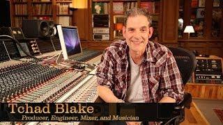 Producer/Engineer Tchad Blake - Pensado's Place #157