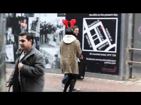 Christmas episode of Dare Jessie J