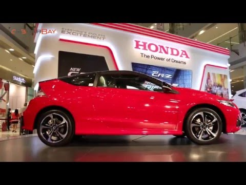 Honda New CR-Z 2016 Launch | www.carbay.co.id
