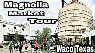My Trip To Magnolia Market (Chip & Joanna Gaines)   Waco Texas