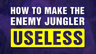 How Meteos makes the enemy jungler USELESS