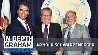 Arnold Schwarzenegger: Nixon said to run for governor