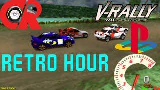Retro Hour - V-Rally (PS1)