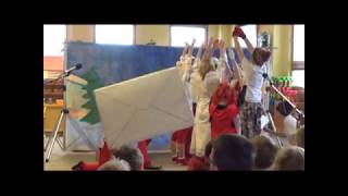 Dopis Jeziskovi - videoklip ( Petr Nedvěd, Nedvíďata a Kurnik )