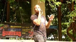 DMC talks and sings Just Like Me