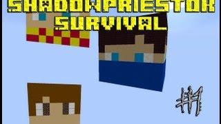 Minecraft - ShadowPriestok Survival - #1 - Начало!