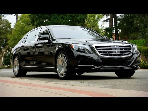 CNET On Cars - 2016 Mercedes Maybach S600: Sublime and a bit ridiculous, Episode 66