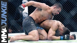 UFC on ESPN+ 10 matchmaker: Who's next for Rafael dos Anjos after win over Kevin Lee?