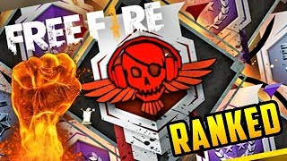 💀FREE FIRE #7 | EM BUSCA DO MESTRE! RANKED FRENETICO! FT, PRICE TV!