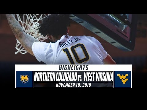 Northern Colorado vs. West Virginia Basketball Highlights (2019-20) | Stadium