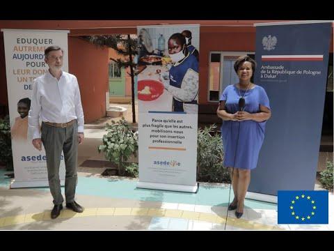 L'UE et la protection des personnes handicapées par S.E. Margareta Kassangana et Christophe Aubrun