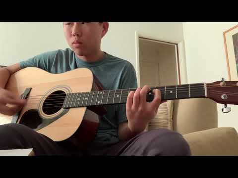 Student/teacher cover with Bryan. Song is 'Daughters by John Mayer'.