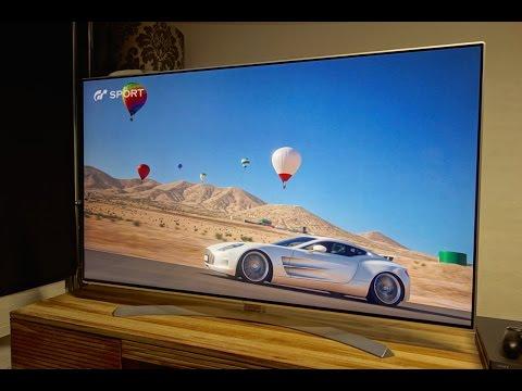 LG 55 UH950V Super UHD TV mit Dolby Vision im Test