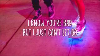VALNTN - Can't Let Go (feat. Emilia Ali) | Lyrics