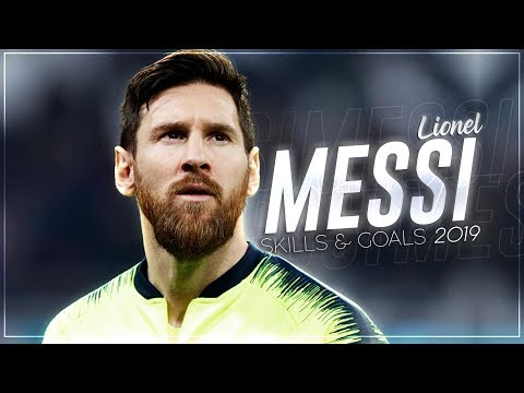 Lionel Messi 2019 • Magisterial! | Best Skills & Goals