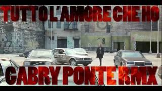 Jovanotti - Tutto l'amore che ho - Gabry Ponte Remix