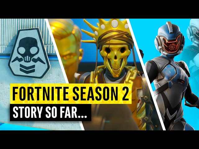Fortnite Leaked Loading Screen Reddit Fortnite Chapter 2 Season 3 Theme Was Hidden In The Loading Screens Here Is How