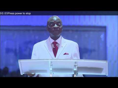 Download Bishop Oyedepo 2018 Prophetic Declarations December 31 2017