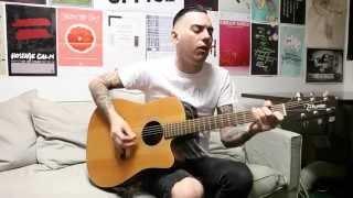 From The Corner Office - Chris 2 of Anti-Flag - 'Brandenburg Gate'