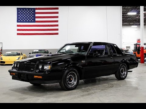 Video of '87 Grand National - PLQF