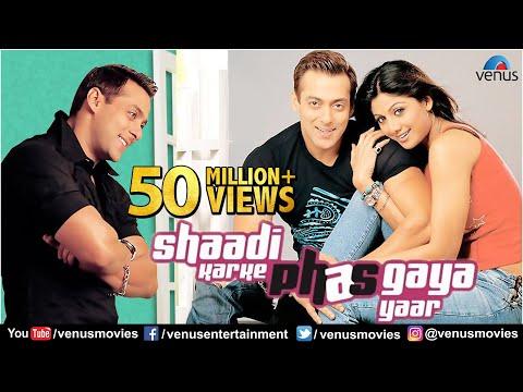 Shaadi Karke Phas Gaya Yaar Full Movie | Hindi Movies | Salman Khan Movies