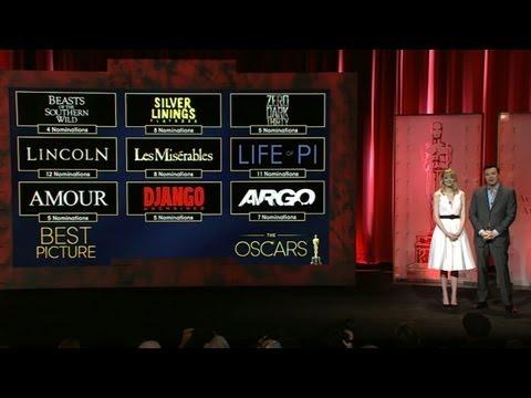 الإعلان عن أسماء المرشحين بجوائز الأوسكار