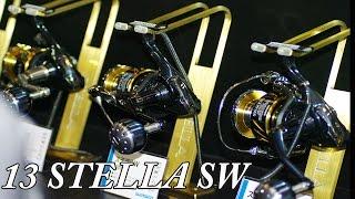 Shimano stella 08 sw 5000pg