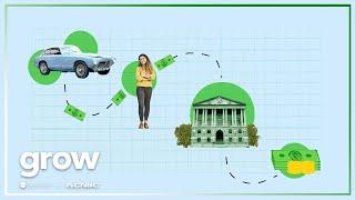 How banks actually make money