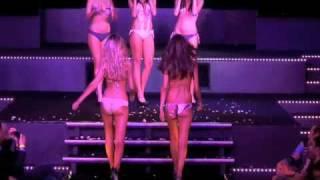 Miss Belgique 2011 - Le défilé en maillot !