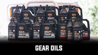 Penrite Gear Oil Range