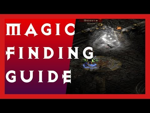 Magic Finding in Diablo 2 - All You Actually Need to Know