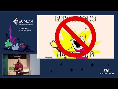 Event Sourcing in Akka Persistent - Andrzej Ludwikowski | Scalar 2019