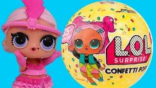 Куклы ЛОЛ играют в прятки лол сюрпризы 3 Серия Видео для детей Мультик про Игрушки | TOYS AND DOLLS