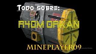Todo sobre el R40M Orkan | War Robots | Mineplayer09