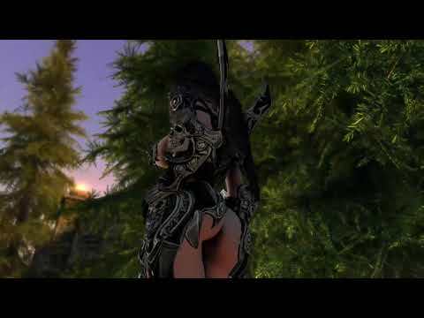 Skyrim Mod - TERA Armors for Skyrim - смотреть онлайн на Hah