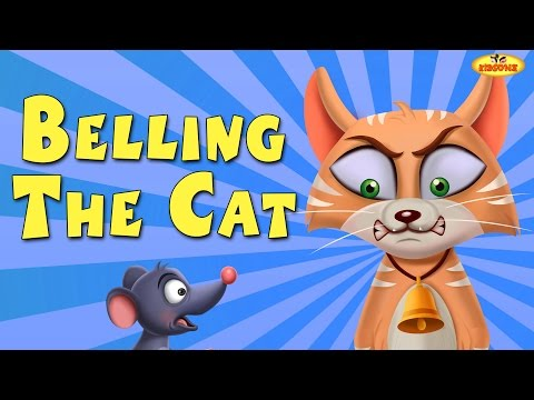 Belling The Cat | English Short Stories For Children | KidsOne
