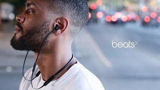 Обзор bluetooth-гарнитуры BeatsX