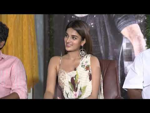 Savyasachi Team Funny interview | Naga Chaitanya | Madhavan | Nidhhi Agerwal