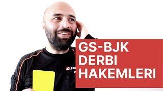 Galatasaray Beşiktaş Derbi Hakemleri (Temsili)