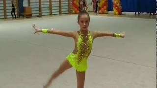 Выступление Художественная гимнастика