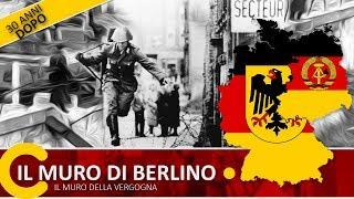 Trent'anni fa, cadeva il muro di berlino   9 Novembre 1989