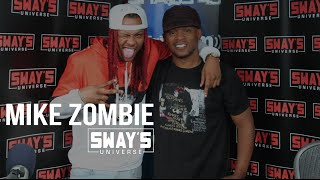 "Friday Fire Cypher: Mike Zombie on Drake Flying Him Out + Working on ""Started From the Bottom"""
