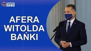PN Afera Witolda Bańki – prezydent WADA na dopingu finansowym
