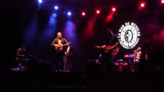 TINDERSTICKS - Sometimes it hurts (Directo @La Mar de Músicas, Cartagena) (22-7-16)