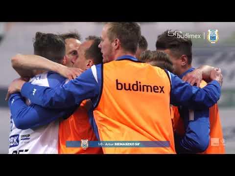 Skrót meczu Stomil Olsztyn - GKS Katowice