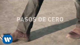Pablo Alborán - Pasos De Cero (Lyric Video)